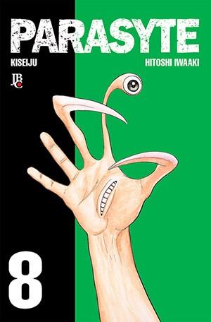 capa de Parasyte #08