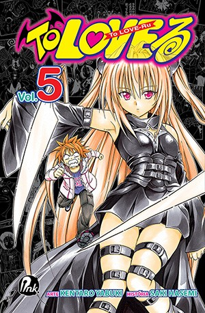 capa de To Love-RU #05