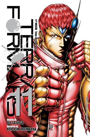 capa de Terra Formars #11