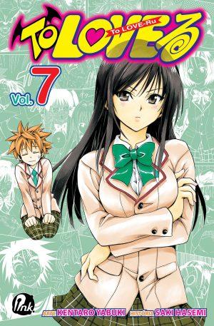 capa de To Love-Ru #07
