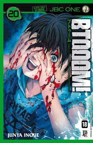 capa de BTOOOM! #20
