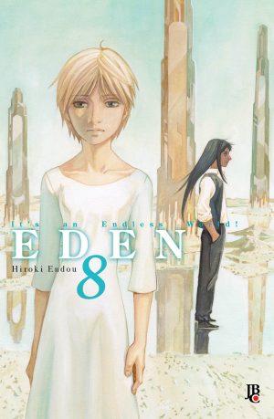 capa de Eden – It's an Endless World #08