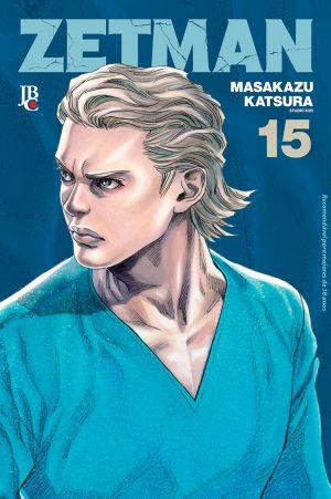 capa de Zetman #15