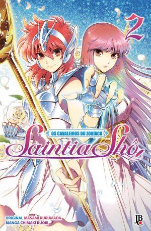 capa de Saintia Shô #02