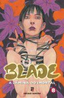 capa de Blade – A Lâmina do Imortal #08