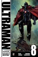 capa de Ultraman