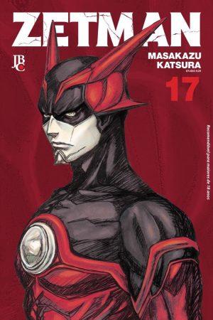 capa de Zetman #17