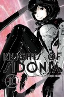 capa de Knights of Sidonia #10