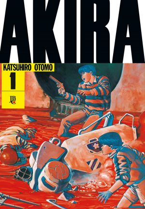 capa de Akira #01