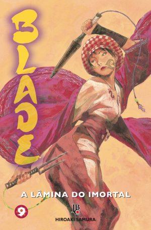 capa de Blade – A Lâmina do Imortal #09