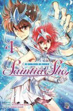 capa de Saintia Shô #04