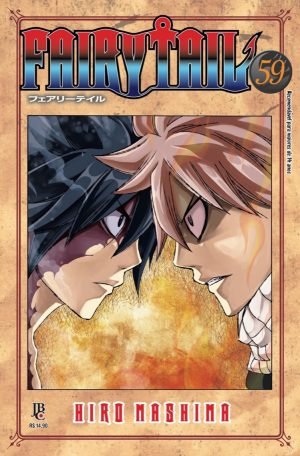 capa de Fairy Tail #59