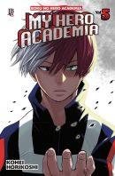capa de My Hero Academia #05