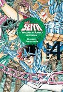 capa de CDZ – Saint Seiya [Kanzenban] #04