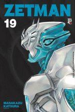 capa de Zetman #19