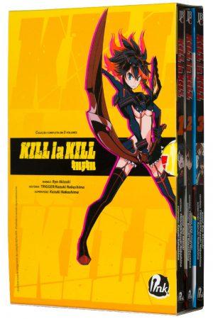 capa de Box Kill la Kill
