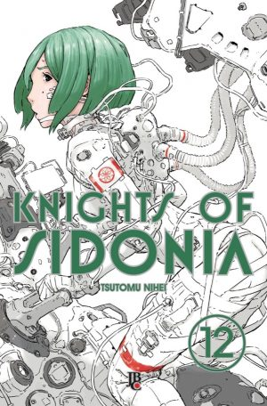 capa de Knights of Sidonia #12