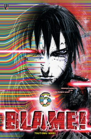 capa de Blame! #06