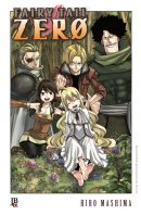 capa de Fairy Tail Zero