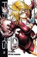 capa de Terra Formars #19