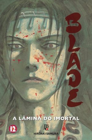 capa de Blade – A Lâmina do Imortal #12