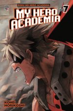 capa de My Hero Academia #07