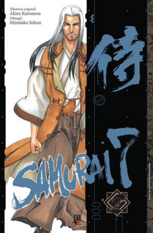 capa de Samurai 7 #02