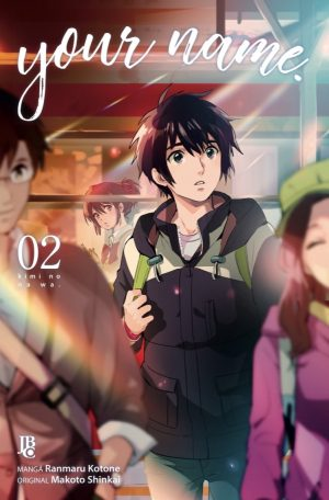 capa de Your Name. #02