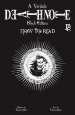 capa de Death Note – Black Edition How to Read #07