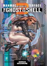 Capa de The Ghost in the Shell 2.0 - Manmachine Interface