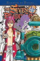 capa de The Seven Deadly Sins #26