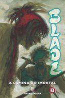 capa de Blade – A Lâmina do Imortal #13