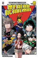My Hero Academia #08