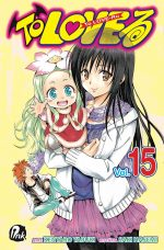 capa de To Love-Ru #15