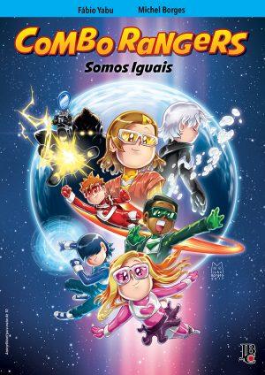 capa de Combo Rangers - Somos Iguais