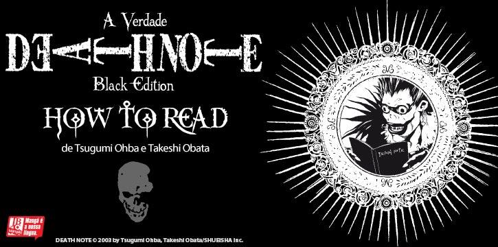 O guia completo da série Death Note