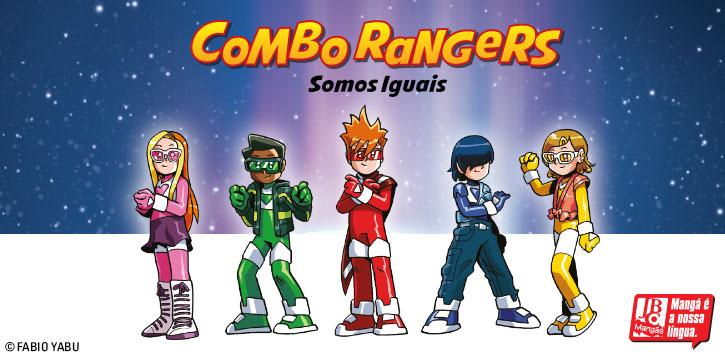A derradeira aventura dos Combo Rangers!