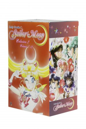 capa de Sailor Moon – Box #02
