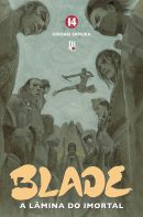 capa de Blade – A Lâmina do Imortal #14