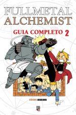 capa de Fullmetal Alchemist Especial (GUIA) #02