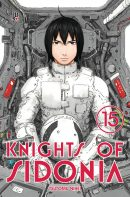 capa de Knights of Sidonia #15