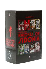capa de Knights of Sidonia- Box