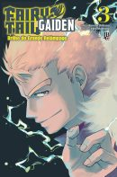 capa de Fairy Tail Gaiden