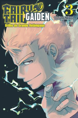 capa de Fairy Tail Gaiden #03