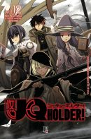 capa de UQ Holder