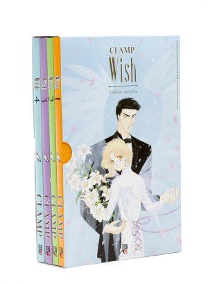 capa de Box Wish