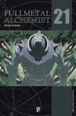 Capa de Fullmetal Alchemist ESP. #21