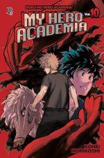 capa de My Hero Academia #10