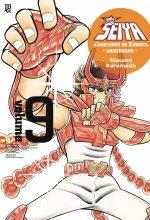 capa de Cavaleiros do Zodíaco Kanzenban #09