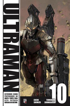 capa de Ultraman #10
